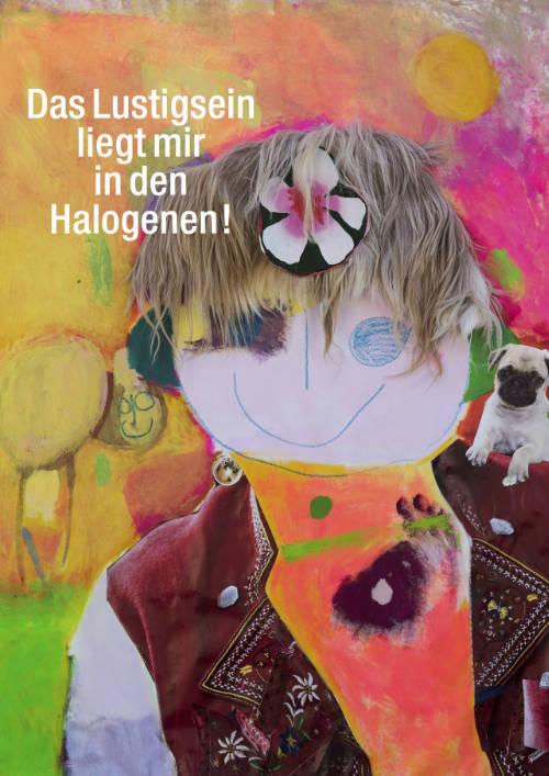 postkarten-plakate-kunst-menschen-behinderung-halogen-appenzeller-käse-werbung