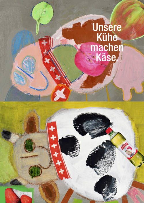 postkarten-plakate-kunst-menschen-behinderung-kühe